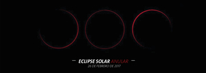 Back del eclipse solar anular 2017